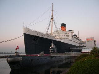 RMS Queen Mary Hotel today